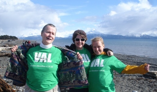 To Val With Love T-Shirt Photo