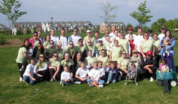 Hayden's Loves   Marching For Angels In Heaven And On Earth T-Shirt Photo