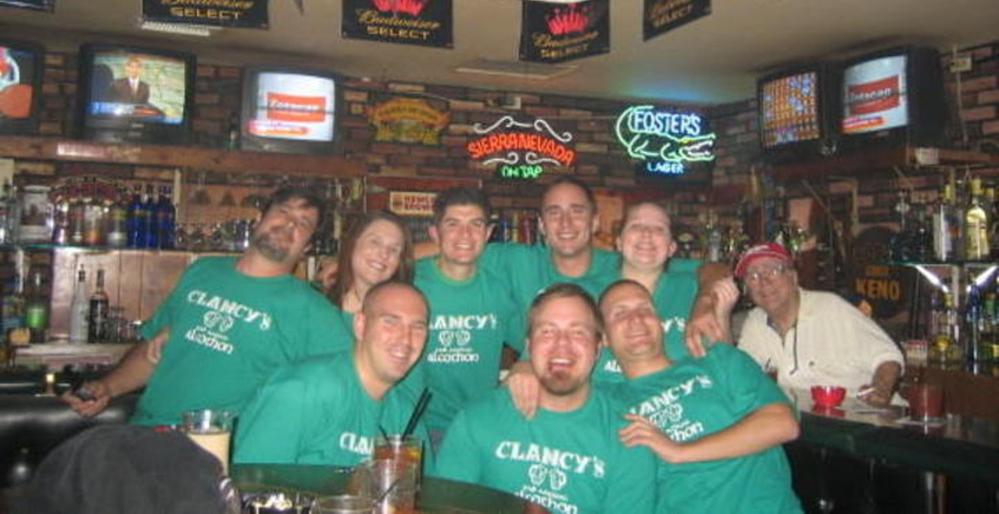 Clancy's 22nd Annual Alcothon T-Shirt Photo