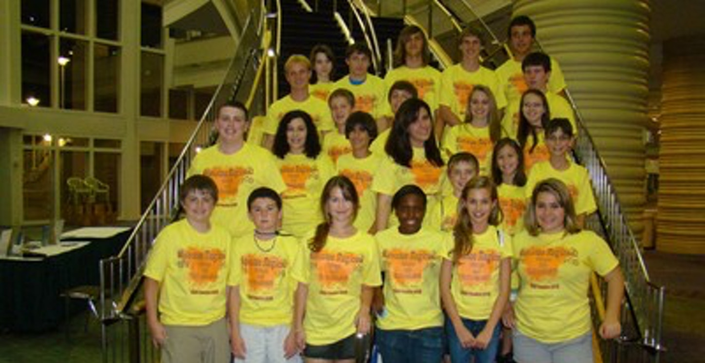 Science Fair Finalists T-Shirt Photo