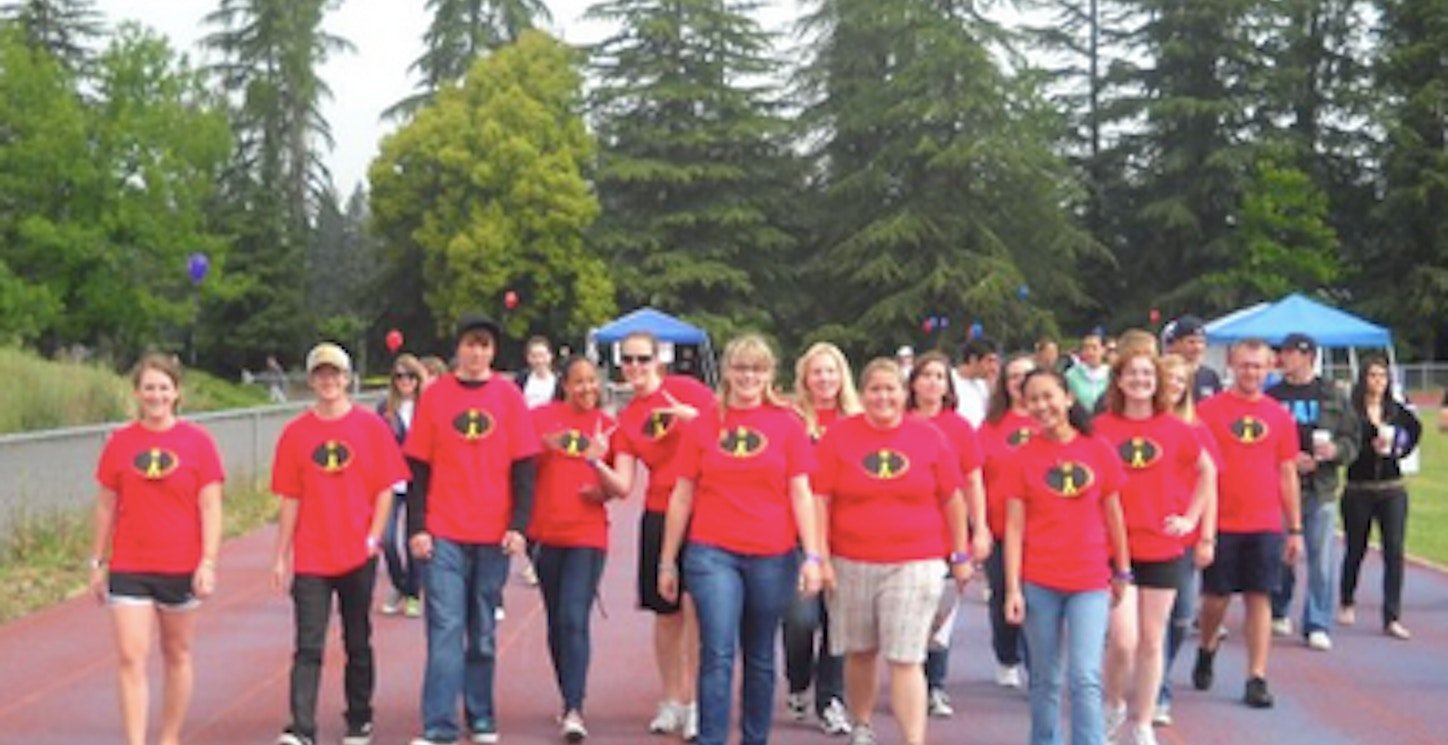 The Incredibles Relay For Life T-Shirt Photo