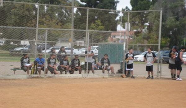 Championship Softball T-Shirt Photo