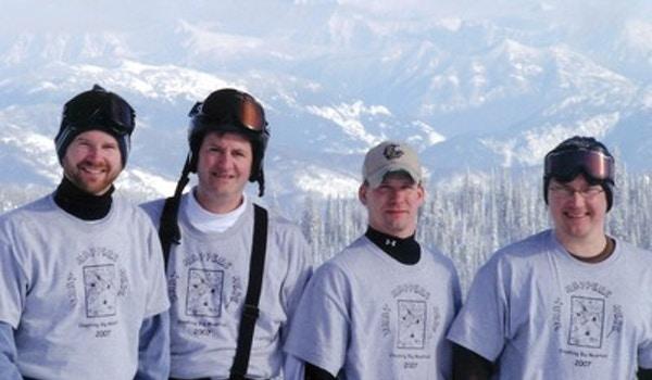 2007 Big Mountain Trip T-Shirt Photo