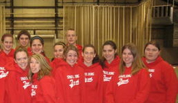 Spaulding Track Team T-Shirt Photo