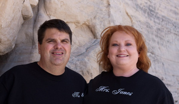 Me... & Mrs. Jones! T-Shirt Photo