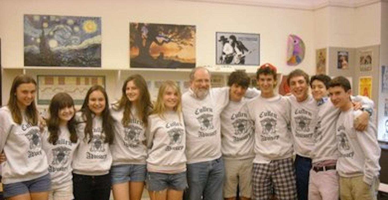 Cullen Advisory T-Shirt Photo