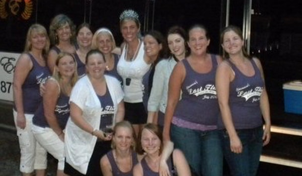 Shannon's Last Fling Before The Ring! T-Shirt Photo