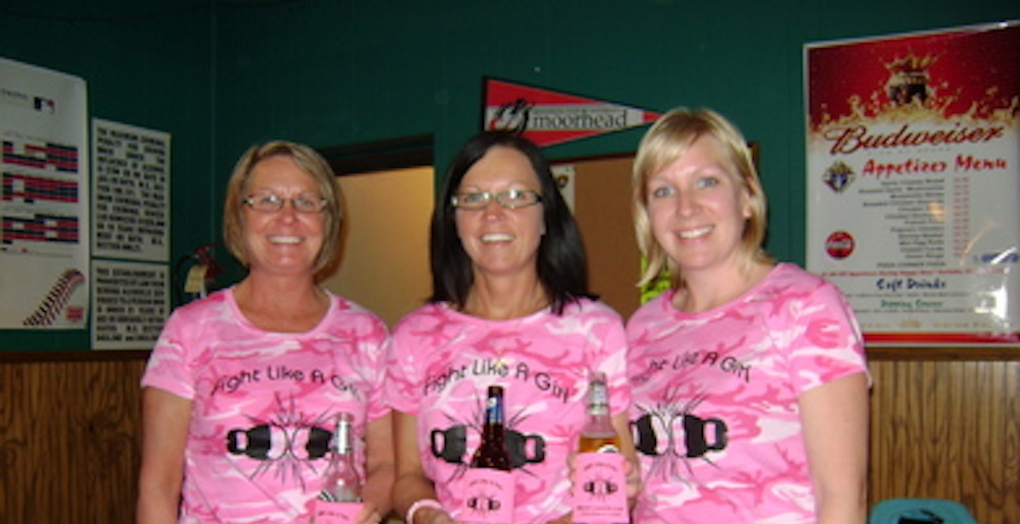 Beer For Boobs Fundraiser T-Shirt Photo