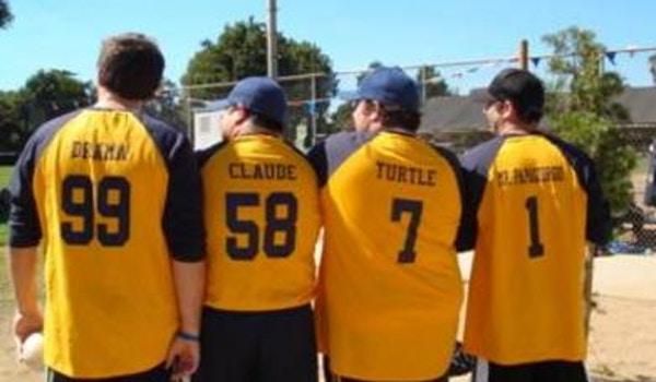 Before The Softball Game T-Shirt Photo