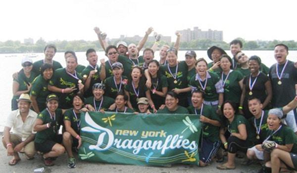 Team Dragonflies T-Shirt Photo