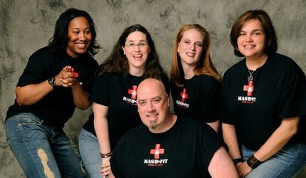 Mash Pit Founders T-Shirt Photo