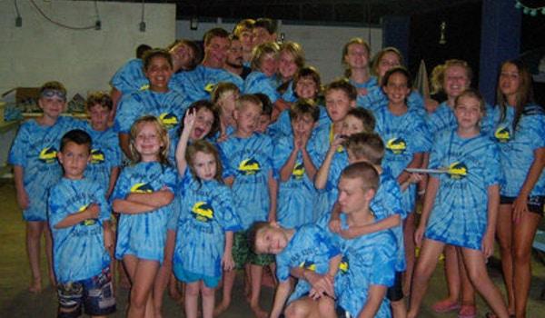 Sac Swim Team 2010 T-Shirt Photo