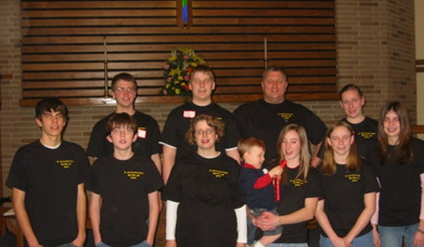 Bible Bowl 2007 T-Shirt Photo