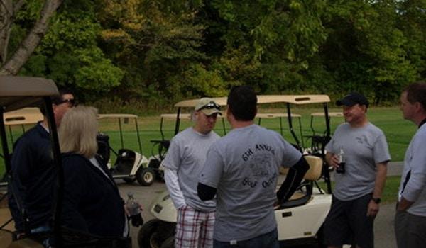 Bean Counters Can Golf T-Shirt Photo