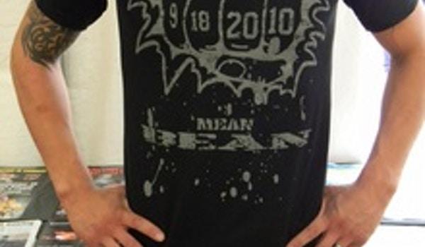 Montalvo Mma T-Shirt Photo