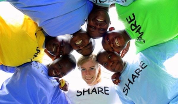 Share Girls In Africa T-Shirt Photo