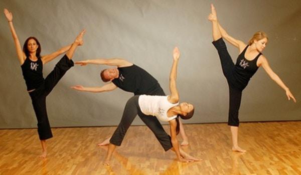 Piyolet   Pi Pilates, Yo Yoga, Let Ballet T-Shirt Photo