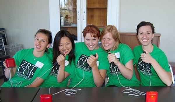 Team Ncnm, Zrt Cup 2010 (College Quiz Bowl) T-Shirt Photo