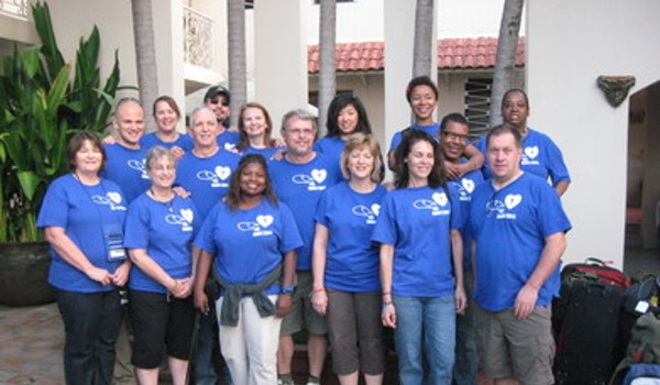 Caring For Haiti One Patient At A Time T-Shirt Photo