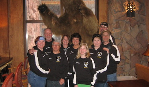 The Park City Grizzly Group T-Shirt Photo