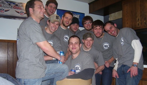 Behrend Beer Chuggers T-Shirt Photo