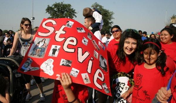 Team Steven T-Shirt Photo