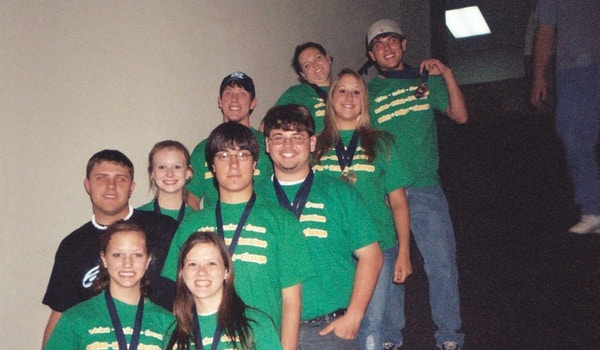 State Competition T-Shirt Photo