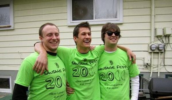 Sausage Fest 2011 T-Shirt Photo