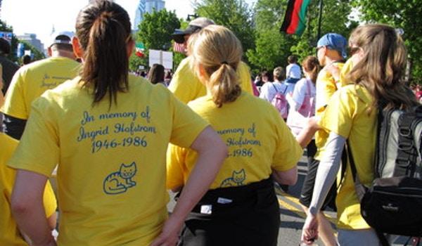 In Memory Of Ingrid T-Shirt Photo