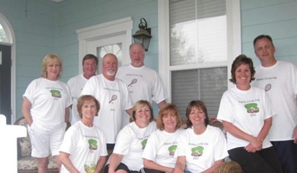 Family Circle Weekend T-Shirt Photo