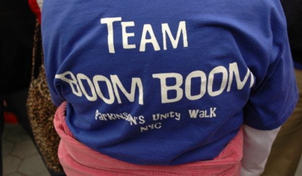 Parkinson's  Unity Walk 2011 T-Shirt Photo