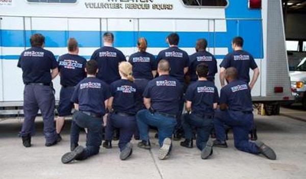 Spirit Of Volunteers T-Shirt Photo