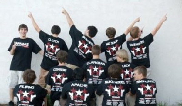 In Famas Team Picture T-Shirt Photo