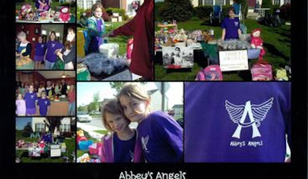 Abbey's Angels Doctor's Without Borders Fundraiser T-Shirt Photo