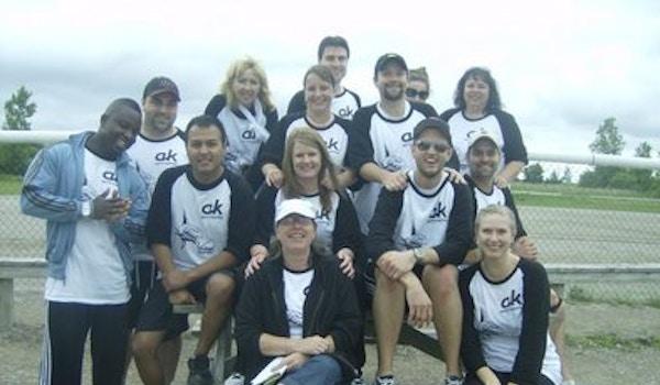 Corporate Challenge 2011 Team Photo T-Shirt Photo