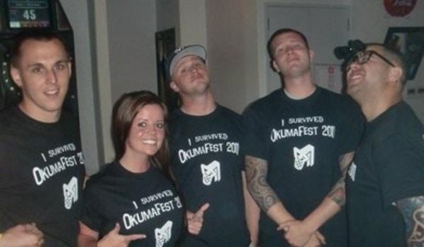 The Oki Crew T-Shirt Photo