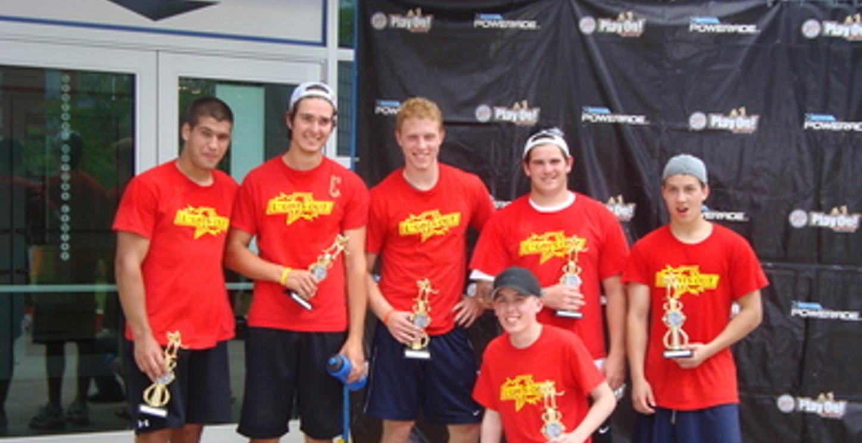 Lights Out Hockey Team T-Shirt Photo