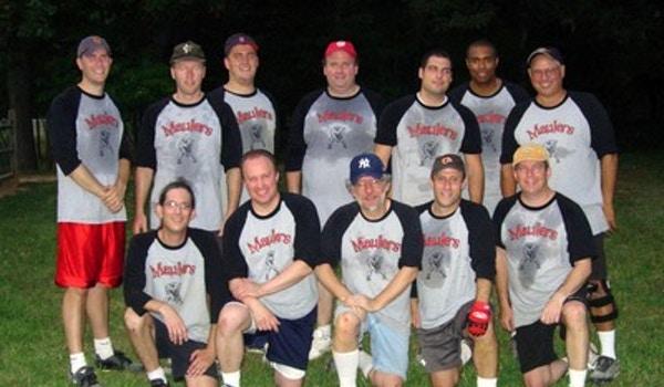 2006 Rockville Maulers T-Shirt Photo