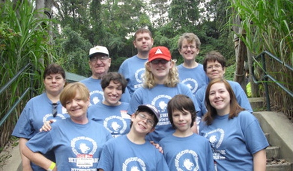 Step Out/Walk To Stop Diabetes T-Shirt Photo