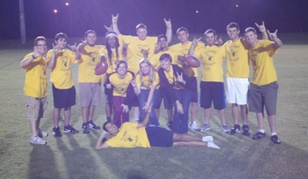 Golden Showers Team Pic T-Shirt Photo