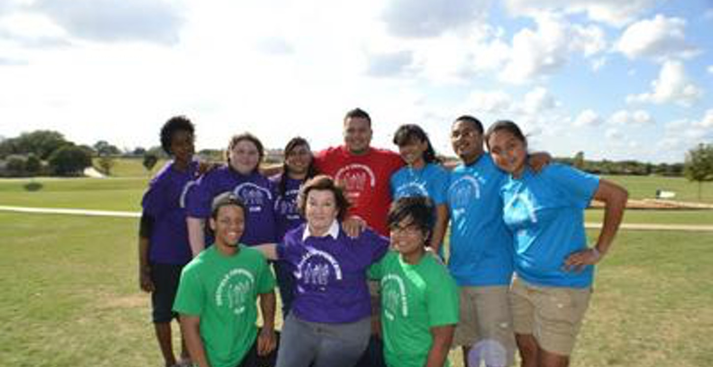 Eastfield Communication Club Officers T-Shirt Photo