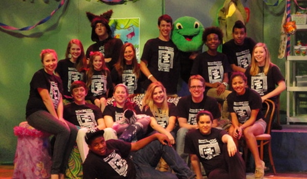 The Jungle Fun Room! T-Shirt Photo