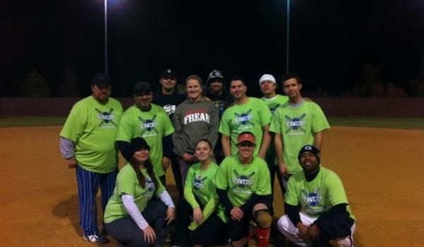 Schweddy Balls & Muffins Takes The Tournament T-Shirt Photo