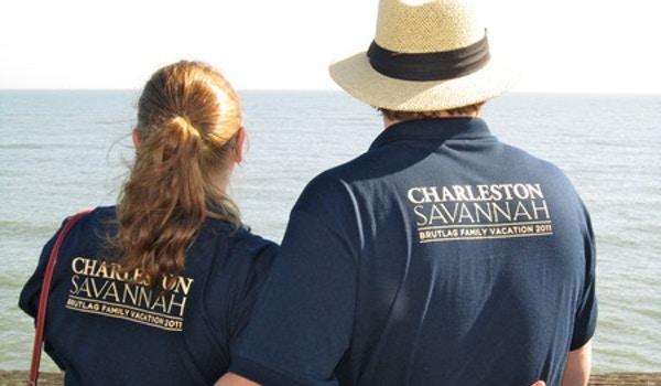 Brutlag Family Vacation 2011 T-Shirt Photo