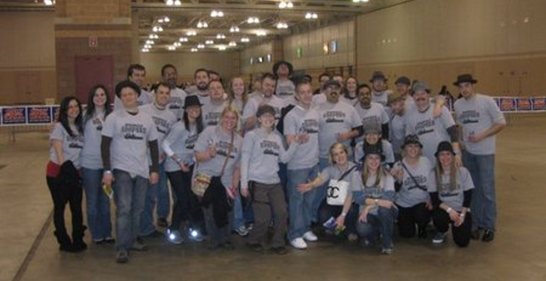 Beer Walk Empire Atlantic City Beerfest 2011 T-Shirt Photo