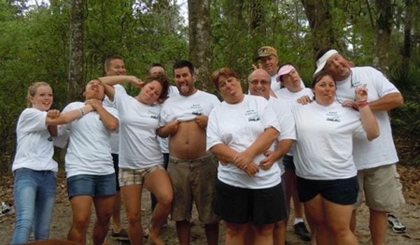 7th Annual Family Campout T-Shirt Photo
