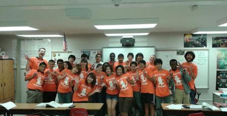Mr. Chorman's Chormanders! T-Shirt Photo