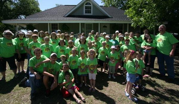 Cousin Camp 2012 T-Shirt Photo