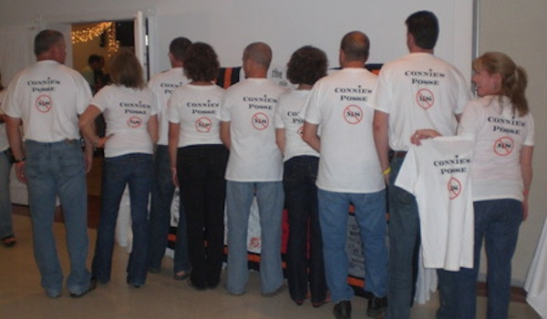 Fight Against Ms T-Shirt Photo