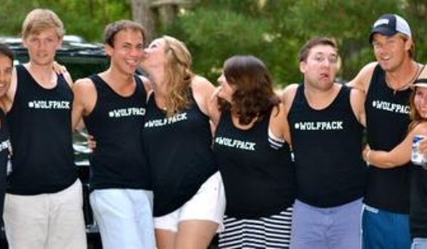 #Wolfpack, Labor Day 2012 T-Shirt Photo